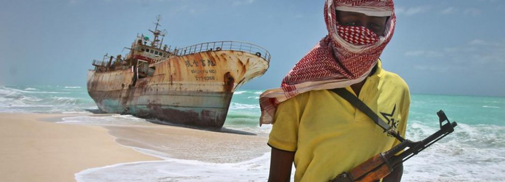 Somali Pirates Free Hostages After 5 Years