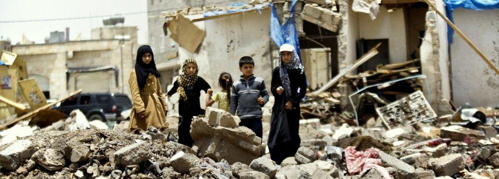 Saudis Resume Airstrikes on Sana'a