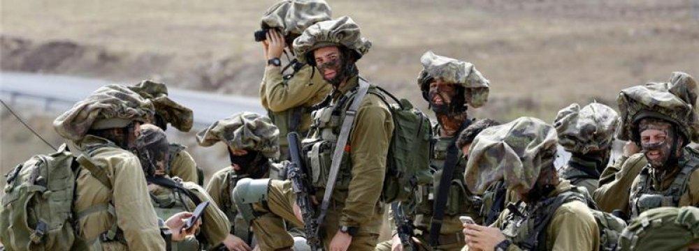 Palestinian Stone Thrower Shot Dead by Israeli Troops