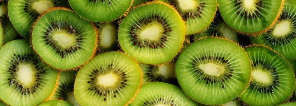 Rise in Kiwi Exports