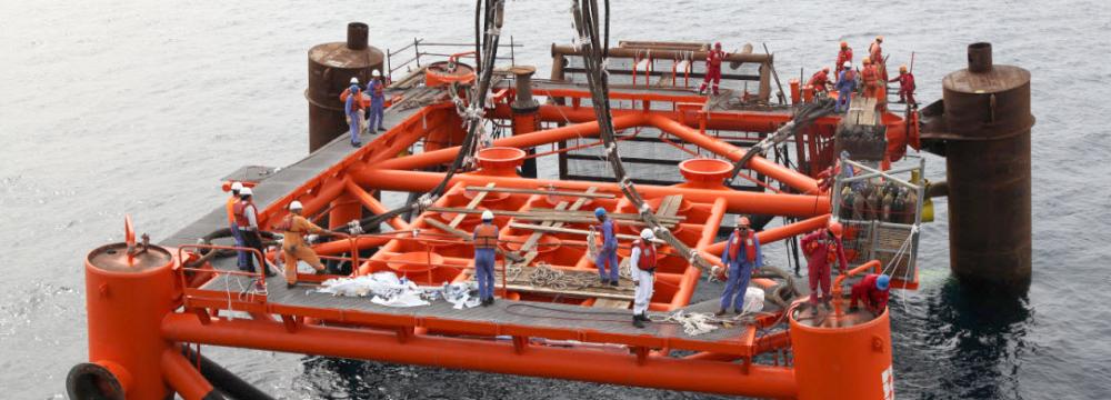 Sanctions Relief to Cut Iran's Oilfield Development Costs