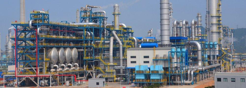 Italian Interest in Bushehr Petrochemical Project
