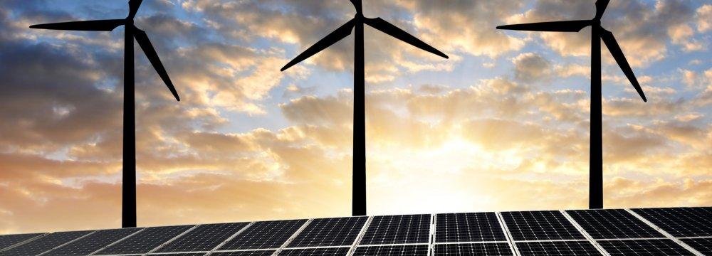 Iran eyes $12 billion in renewable investments.