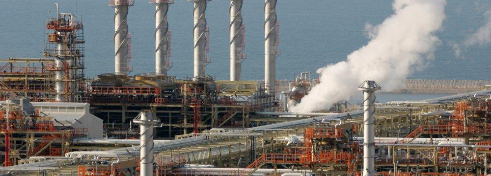 UK Delegation Explores South Pars Megaproject