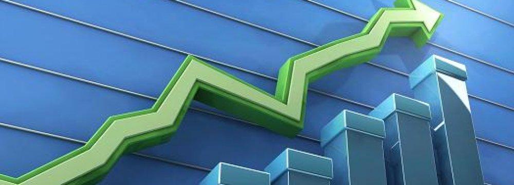 More than 1.2 billion shares valued at $77.3 million changed hands at TSE.