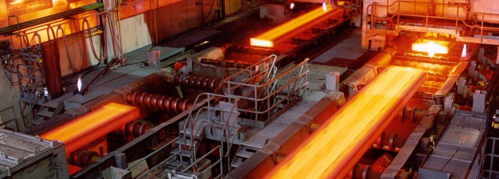 Iran's Steel Sector Internationalizing