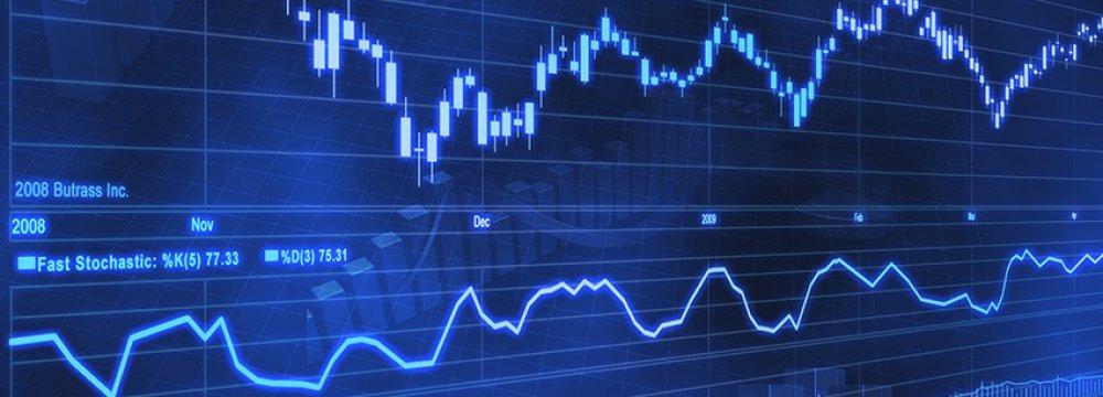 More than 1 billion shares valued at $60.8 million changed hands at TSE.