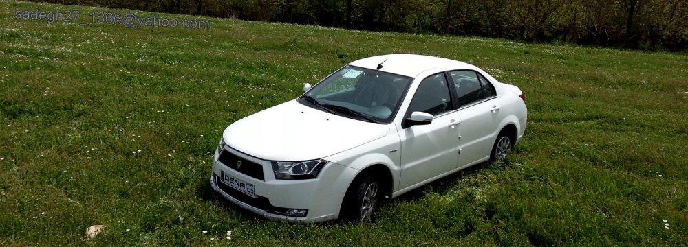 IKCO Exports 300 Dena Sedans to Algeria