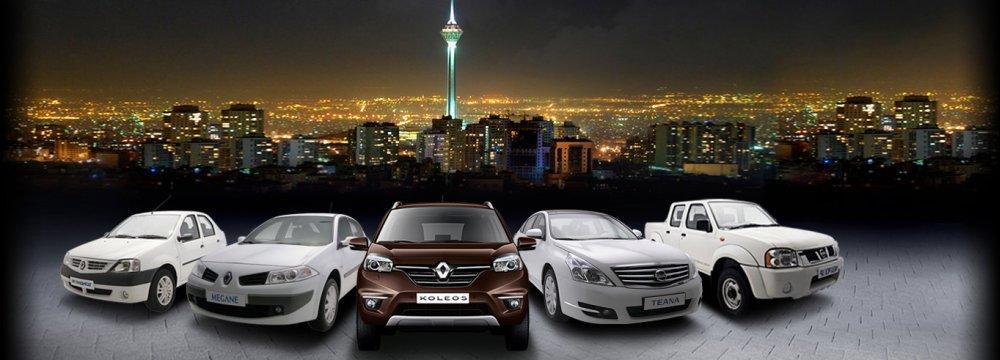 Iranian, Turkish Companies Discuss Auto Parts Coop.