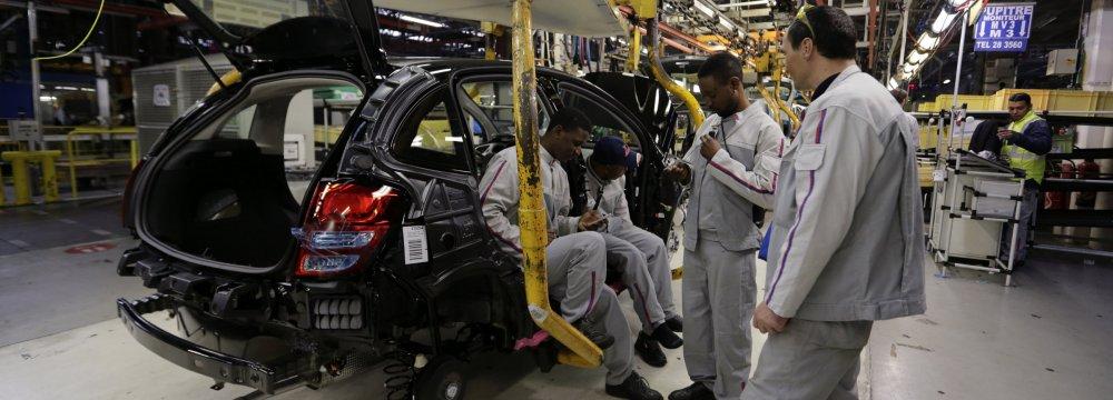 Iran will become Citroen's export hub in the region.