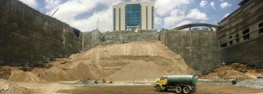 City of Excavations