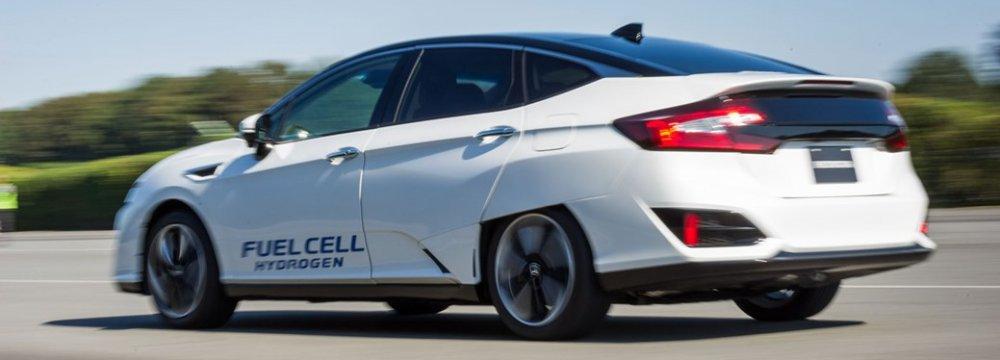 Honda Touts Zero-Emissions Automobiles