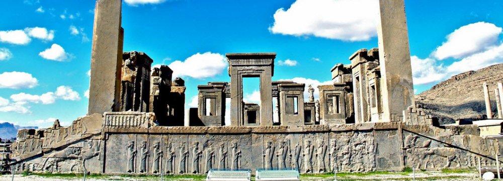 Height of Silos in Persepolis Marginally Reduced