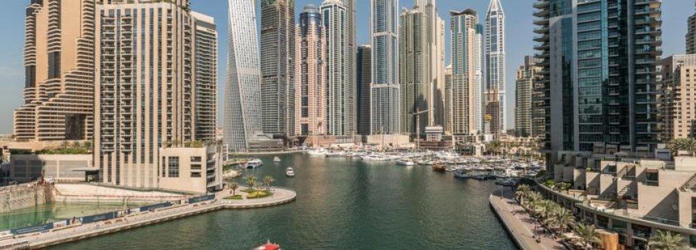 Dubai Rents Dip