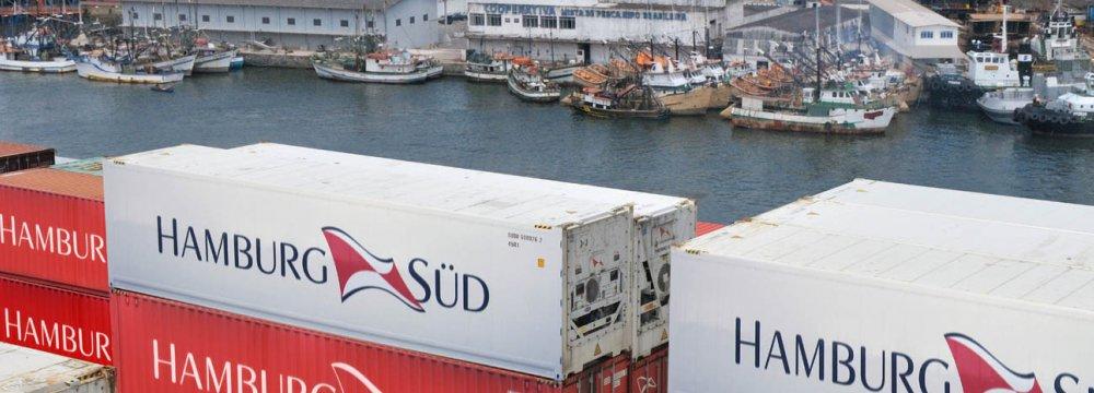 Indonesia Trade Surplus Up