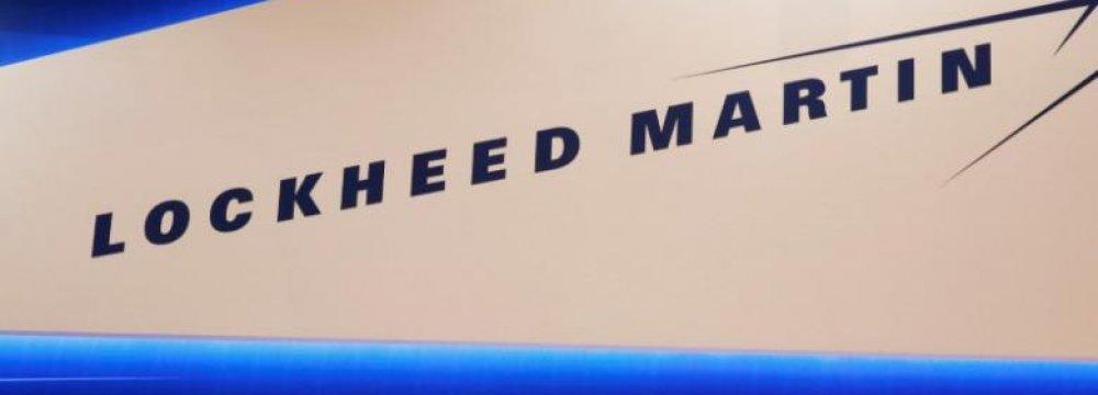 Lockheed Martin's Profits Up
