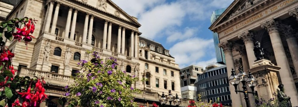 Together with growing political attacks on the British central bank and its governor, the rising risk of stagflation is likely to keep the bank on the policy sidelines for now.