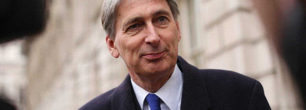 UK Gov't Faces $102b 'Black Hole'
