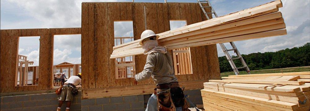 US Housing Starts Fall 9%