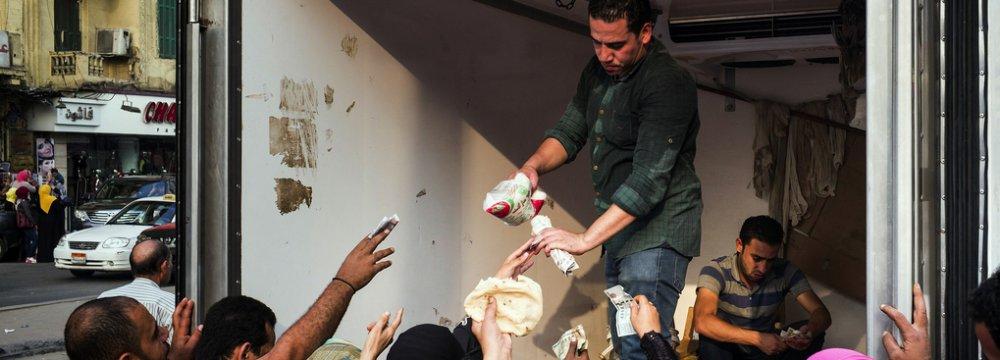 Egypt Economic Slump Hurting Middle Class