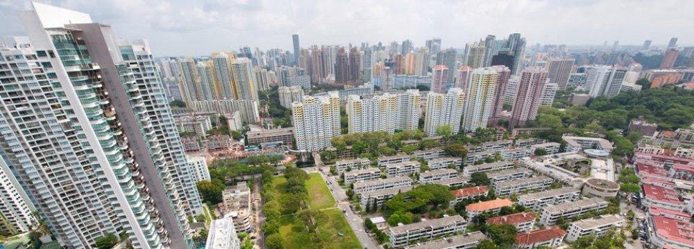 Shedding Light on Slowing Singapore Economy