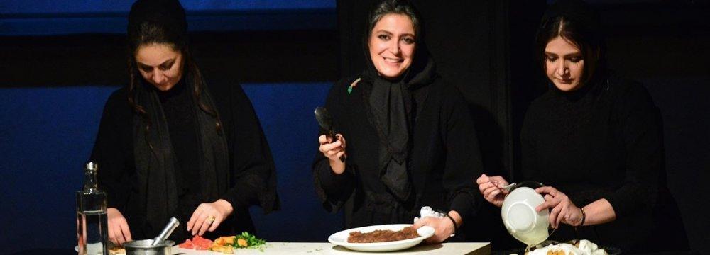 Award Winning Iranian Play Going to Lisbon