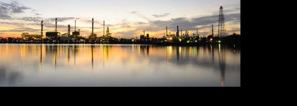 Petrochemical Giants in Tehran