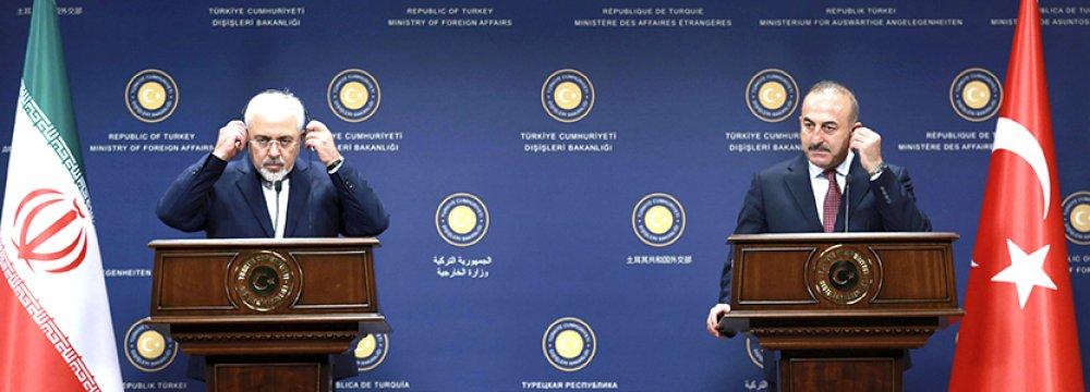 Solidarity With Ankara Reaffirmed