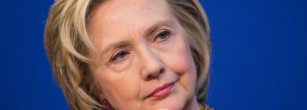 Clinton Widens Lead Over Trump