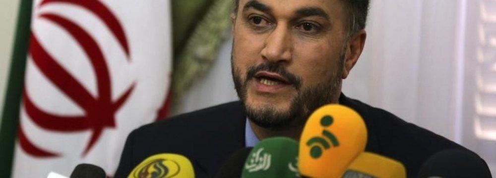 Coups, Terror Threaten Regional, Int'l Security