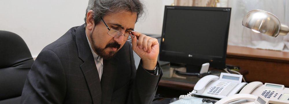 Arab League Chief's Claims Denied