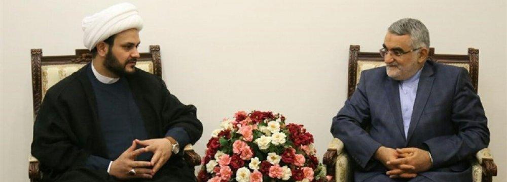 MP Says US, Saudi Ploys Failed in Iraq