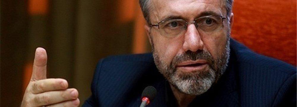 Tehran, Beijing Seek Enhanced Security Coop.