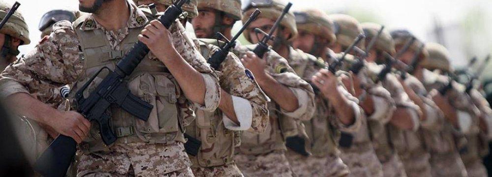 IRGC, Kurdish Militants Clash