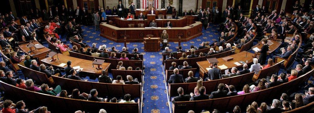 US House of Representatives Passes Anti-Iran Measures