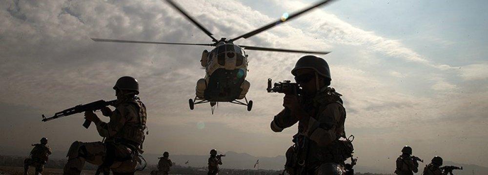 IRGC Advisory Missions for Syria, Iraq