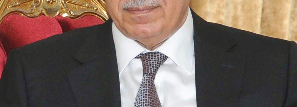 KRG Minister, Kurdestan Official Confer