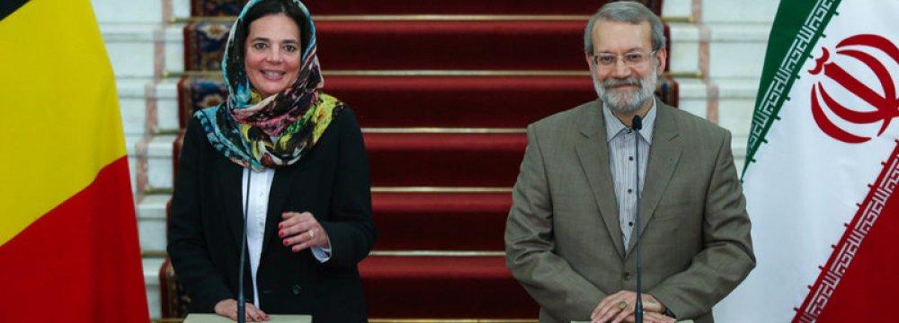 Top Belgian Senator: Time to Upgrade Ties