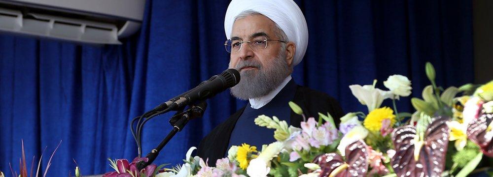 Racial, Religious Discrimination  Have No Place in Iran