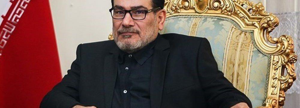 SNSC Chief in New Delhi