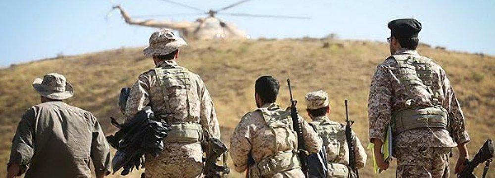 IRGC Dismantles  2 Terror Cells