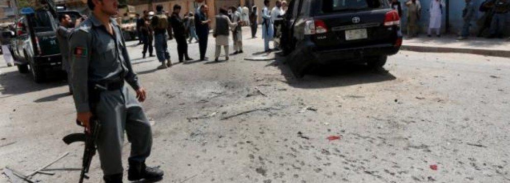 Bystanders Killed, Injured in Attack in East Afghanistan