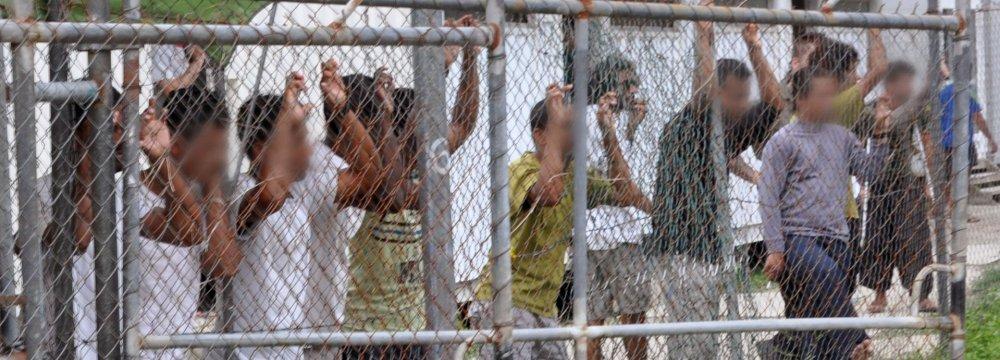 Former Staff Condemn Australian Refugee Regime