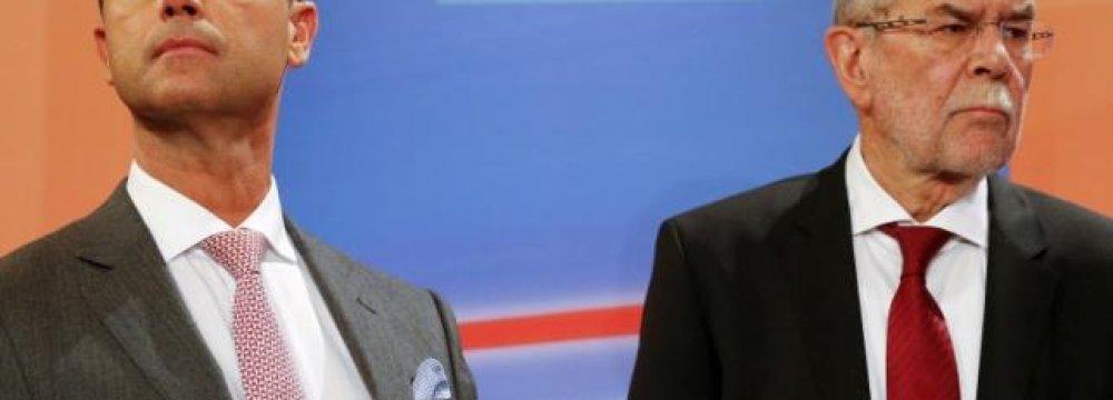Austrian Presidential Election Must Be Rerun