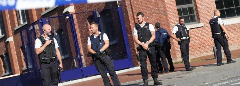 Terror Probe Into Belgium Machete Attack
