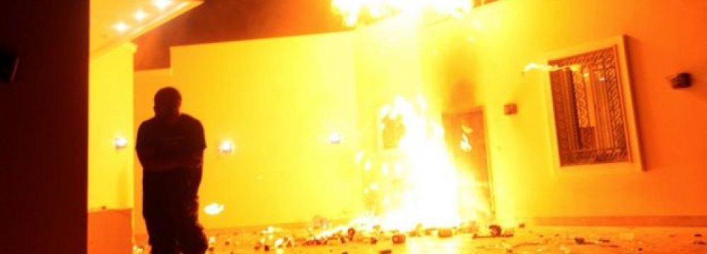 Benghazi Report Clears Clinton of Wrongdoing