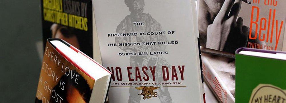 Bin Laden Raid SEAL to Forfeit Book Profits