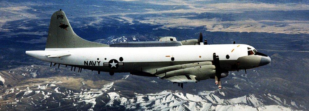 China Demands End to US Surveillance After Aircraft Intercept
