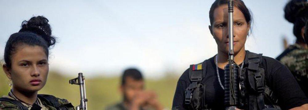 Colombia Peace Talks Seek Pope, UN Help