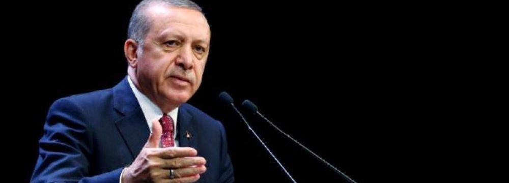 Erdogan: US Has No Excuse to Keep Gulen